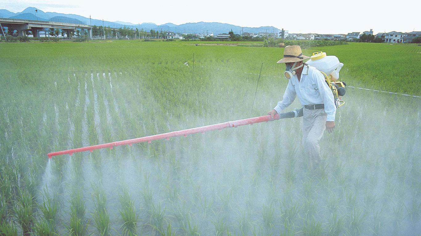 Trovanje pesticidima